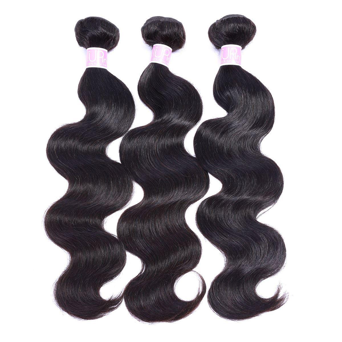 body wave human hair 3 Bundles
