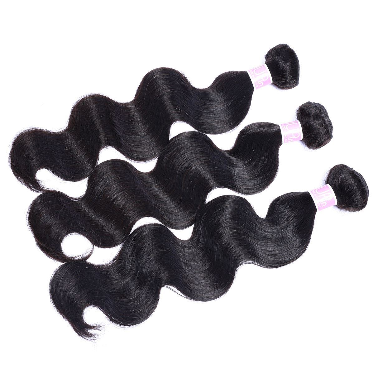 body wave human hair 3 Bundles