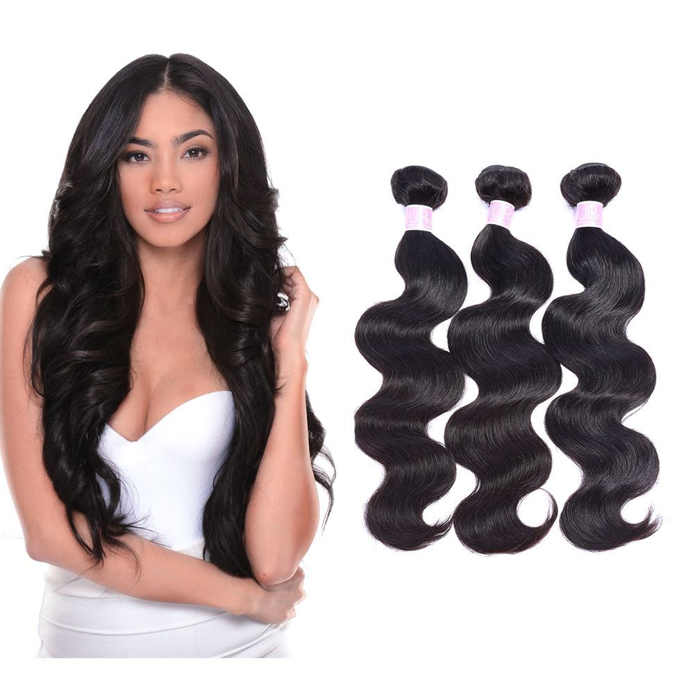 Annelbel Human Hair Iupin 3 Bundles Brazilian Body Wave Human Hair