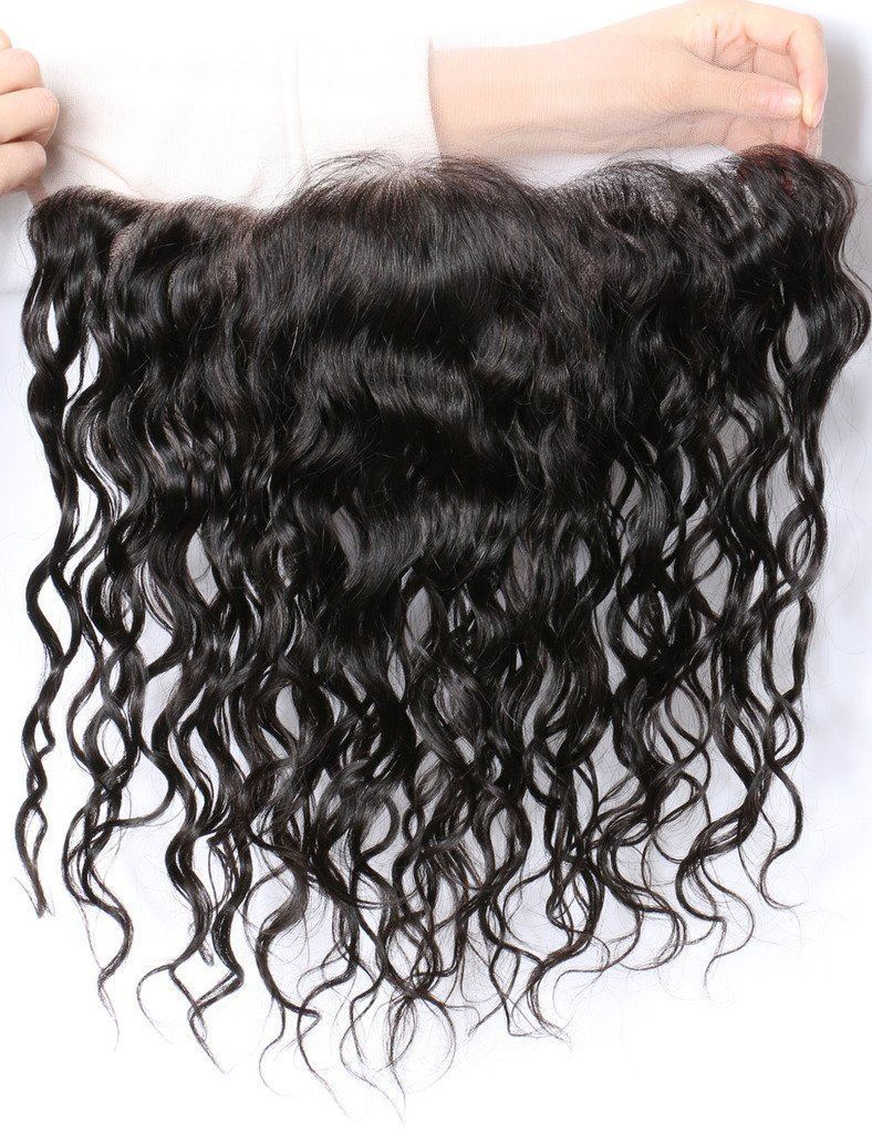 water wave frontal closure