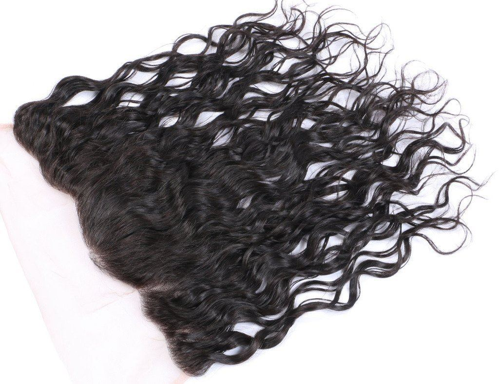 water wave lace frontal closure