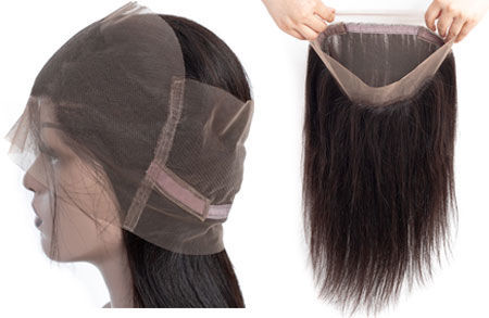 Picture for category 360 Lace Frontal
