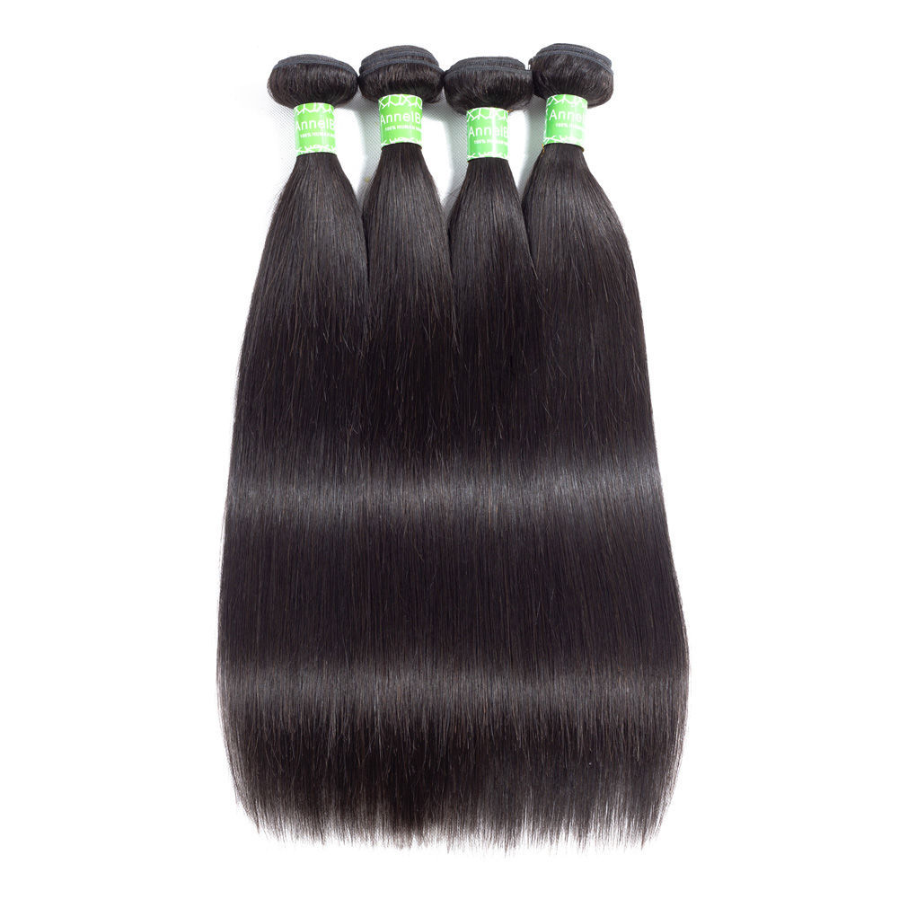 Brazilian Virgin Hair Bundles Virgin Unprocessed Straight Human Hair Brazilian Straight Hair