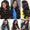 Body Wave Lace Closure Wig Human Hair Glueless 4x4 Lace Closure Wig Human Hair Wigs for Black Women 6