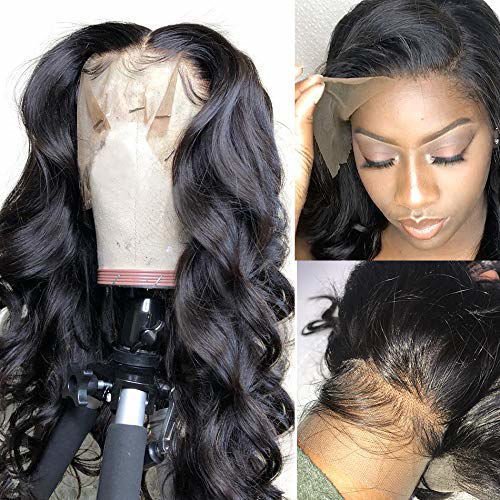360 Body Wave Lace Frontal Wigs Human Hair Brazilian Black Women 150% Density Pre Plucked With Baby Hair Unprocessed Virgin Human Hair 4.jpg