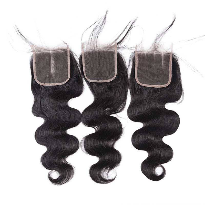 4*4 body wave lace closure 2